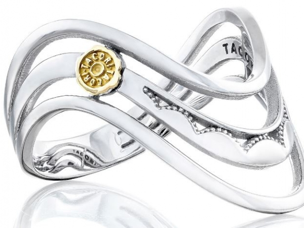 Silver Ring by Tacori